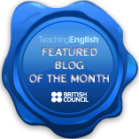 British Council Teaching English Blog-of-the-Month-May-2012